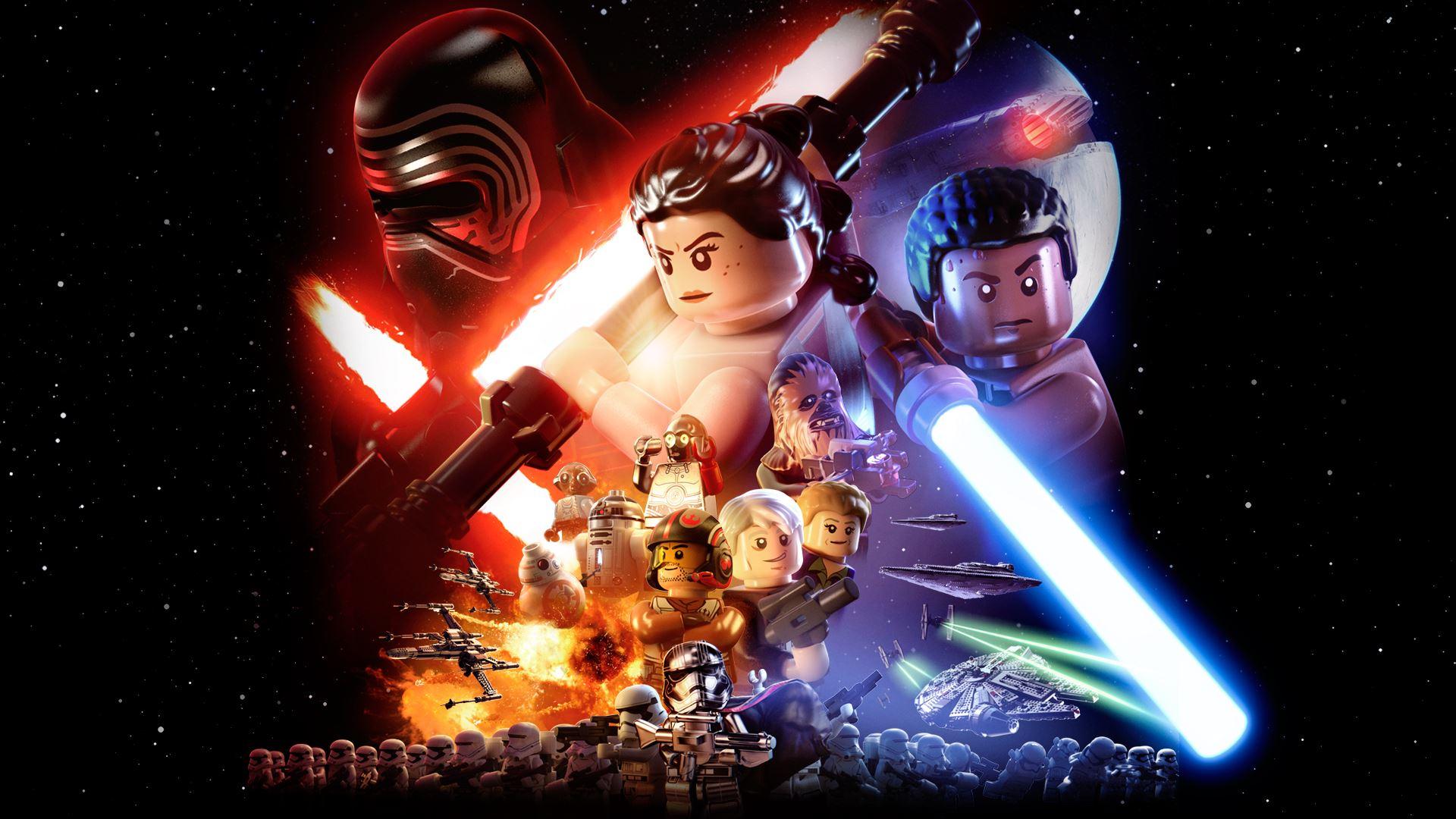 LEGO Star Wars : Le réveil de la force, Kylo Ren en vidéo