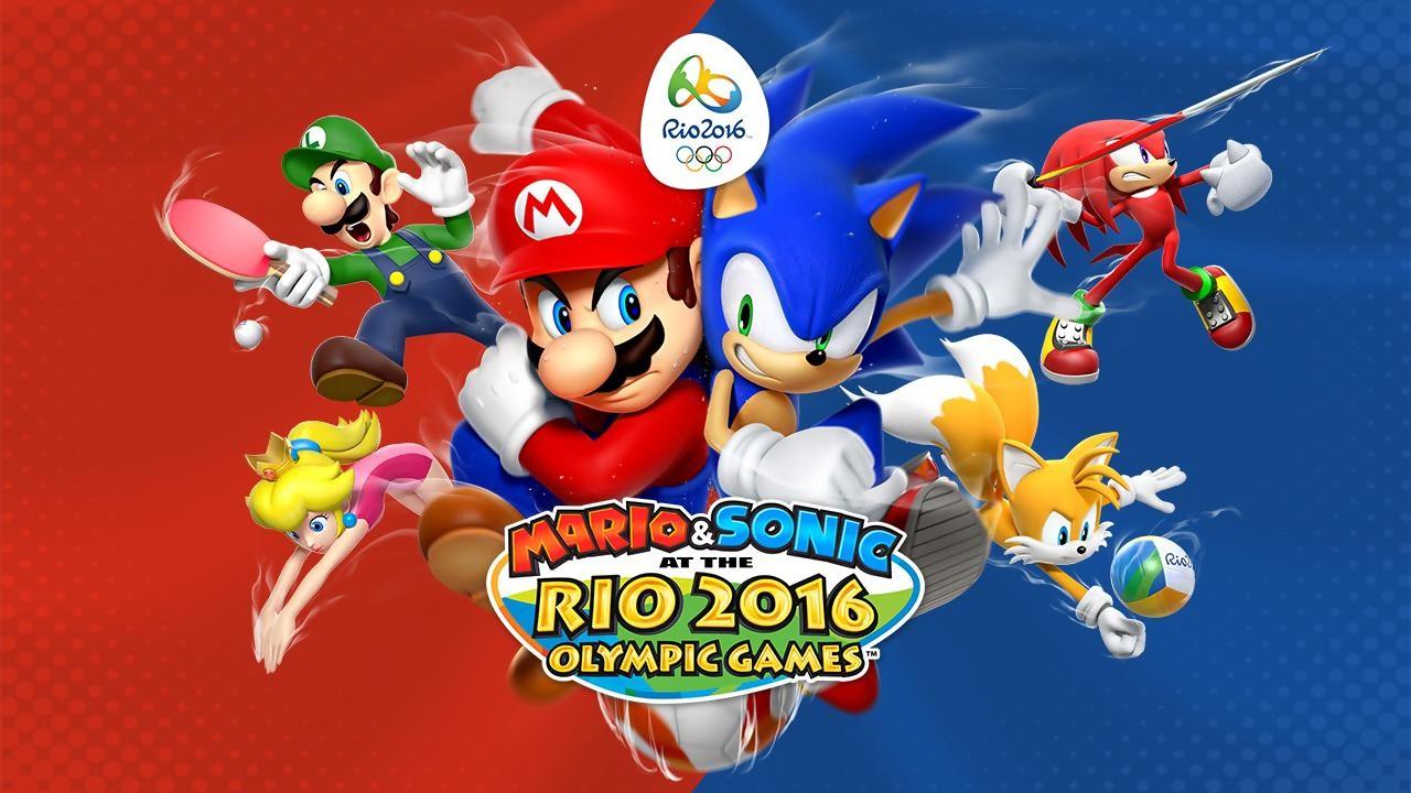 Mario et Sonic aux J.O de Rio 2016 sur Wii U : nos premiers pas