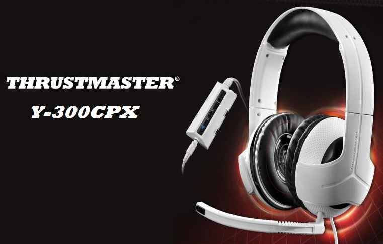 [Test] Le Thrustmaster Y-300CPX, micro/casque massif