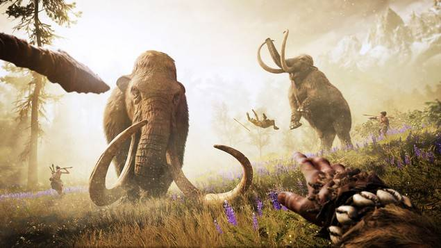 Far Cry Primal : la comparaison Xbox One VS PS4