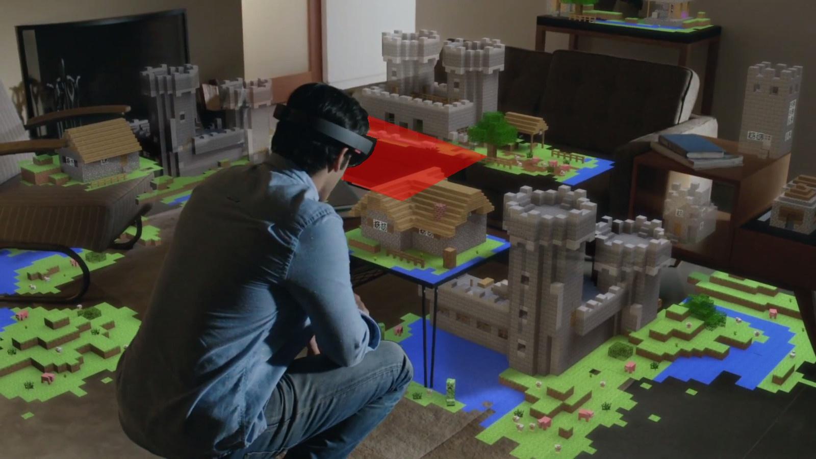 Les premiers jeux et le prix du kit de développement du Hololens révélés