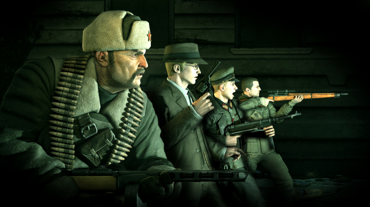 Rebellion évoque le dossier Sniper Elite IV