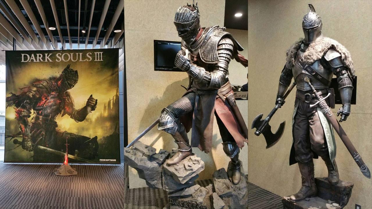 Gecco présente ses prochains projets de figurines Dark Souls