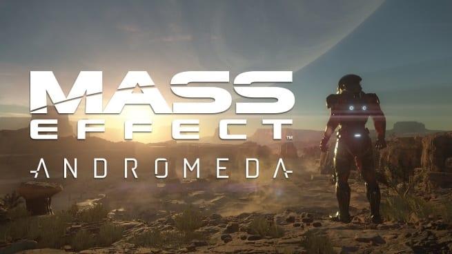 Pas de Mass Effect Andromeda à la Gamescom