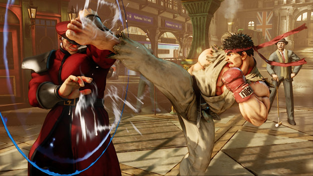 Street Fighter V : Capcom parle des Rage Quits