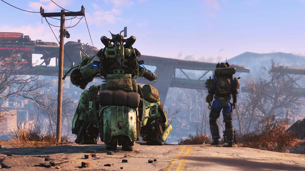 Fallout 4 : Automatron est disponible aujourd'hui !