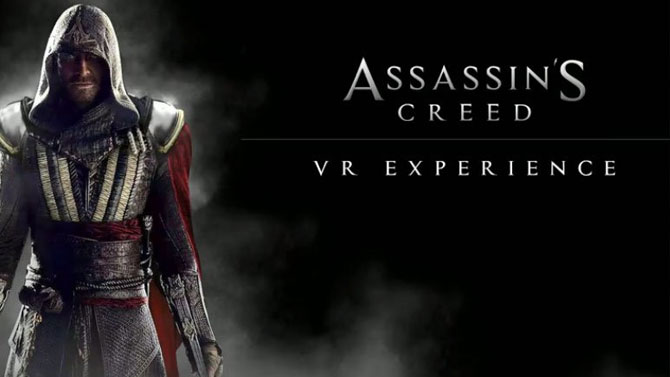 Assassin's Creed vers une VR experience ?