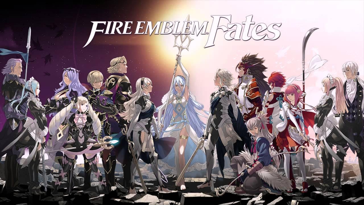 [TEST] Fire Emblem Fates : le 1er pack de cartes, suite et fin