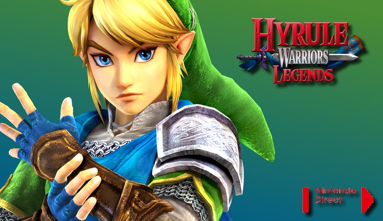 Des nouvelles informations concernant Hyrule Warriors Legends
