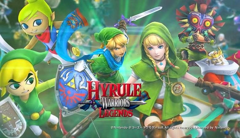 [TEST] : Hyrule Warriors Legends sur Nintendo 3DS