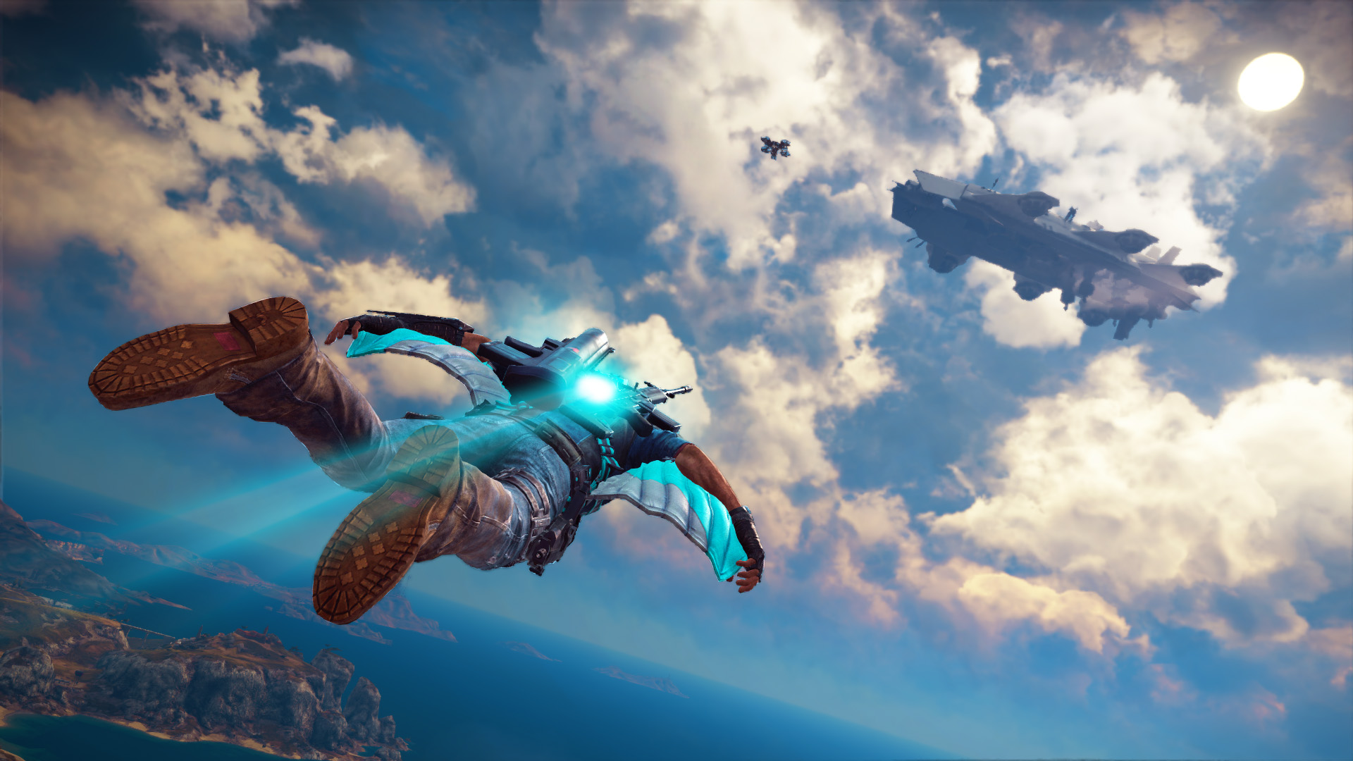 Just Cause 3 : le DLC Sky Fortress et un patch bientôt disponibles
