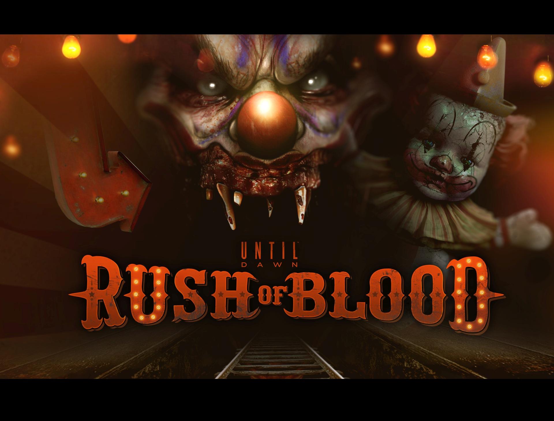 Until Dawn : Rush of Blood les nouvelles images