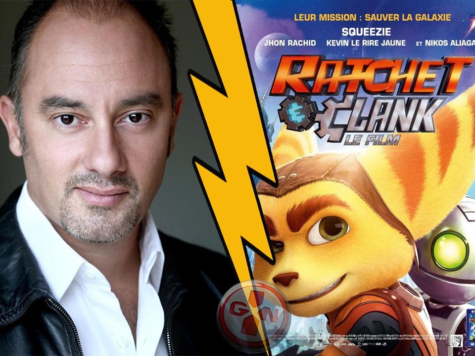 """Ratchet & Clank : Interview de Marc Saez suite à la """"polémique"""""""
