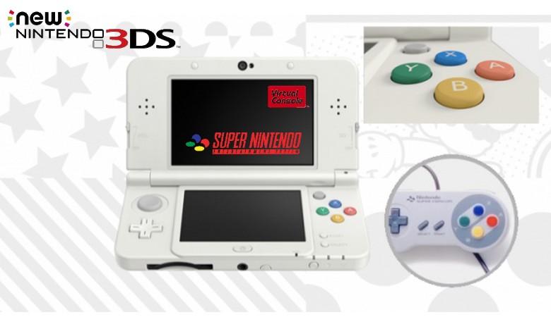 New Nintendo 3DS – La Super Nintendo s'invite sur la console virtuelle