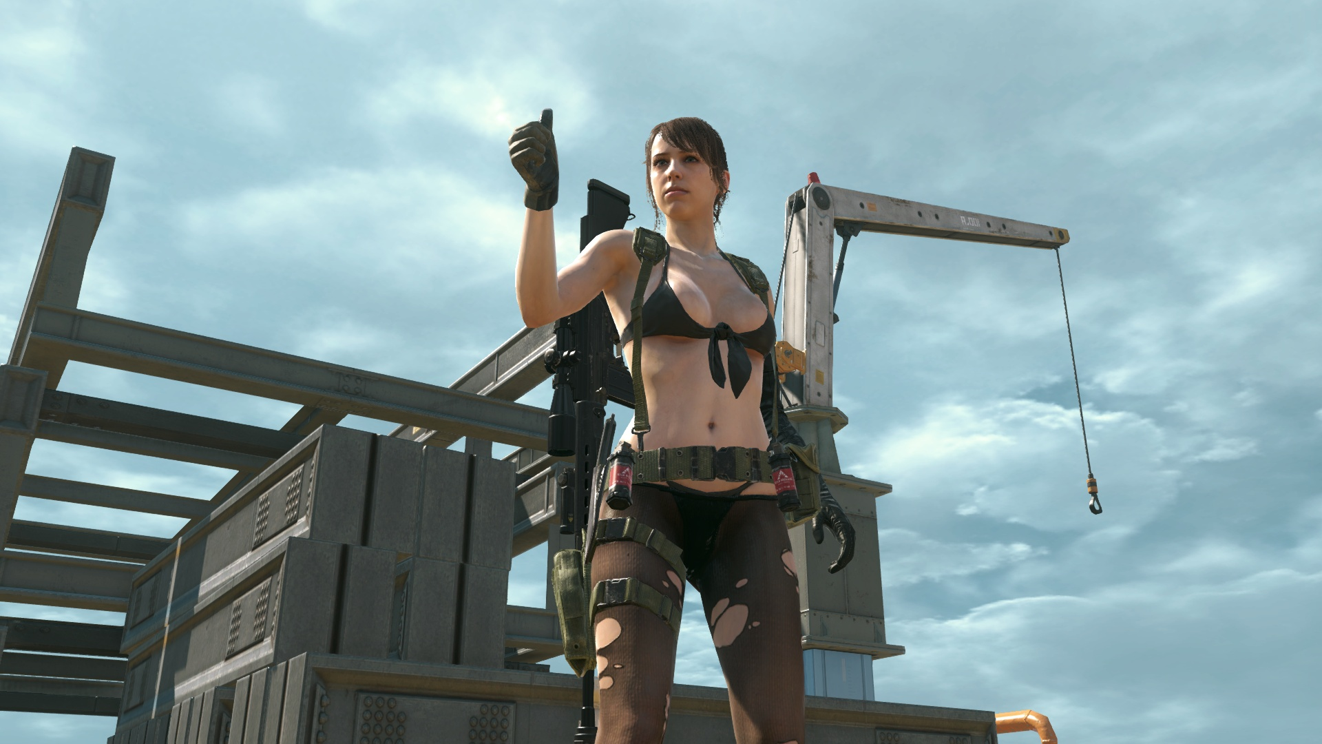 "Metal Gear Online : le DLC ""Cloaked in Silence"" disponible"