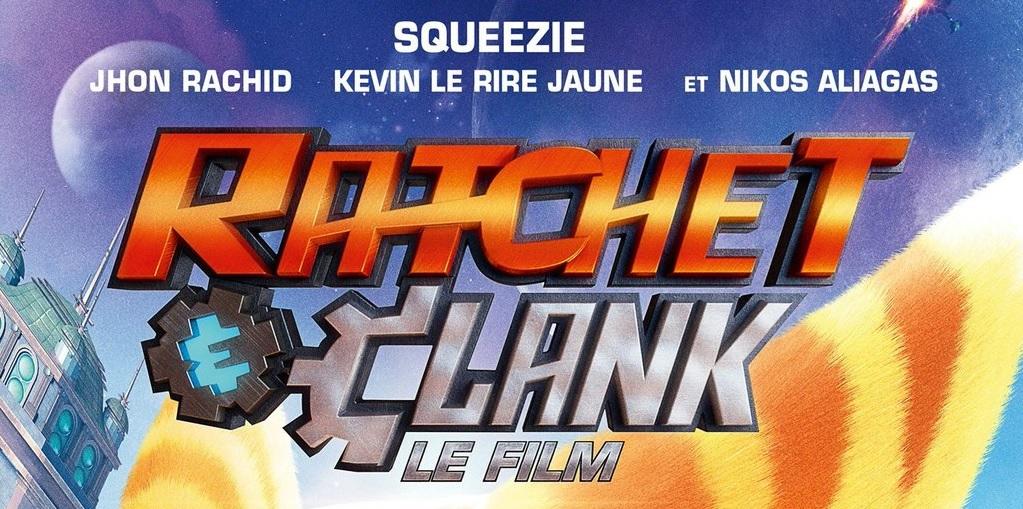 Ratchet & Clank : alors, Squeezie au doublage, bonne chose ou pas ?