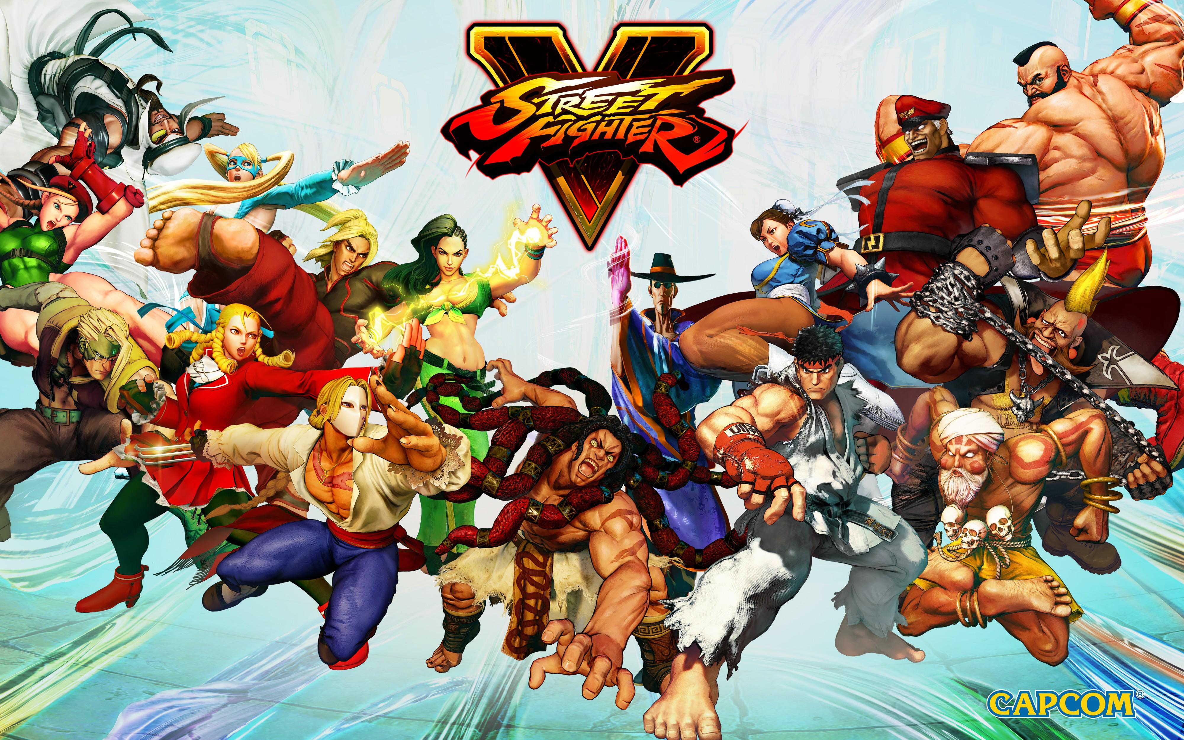 Street Fighter 5 s'offre Alex et un mode Challenge