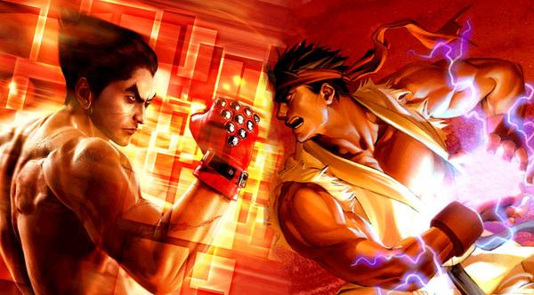 Tekken X Street Fighter : pas de sortie de programmée