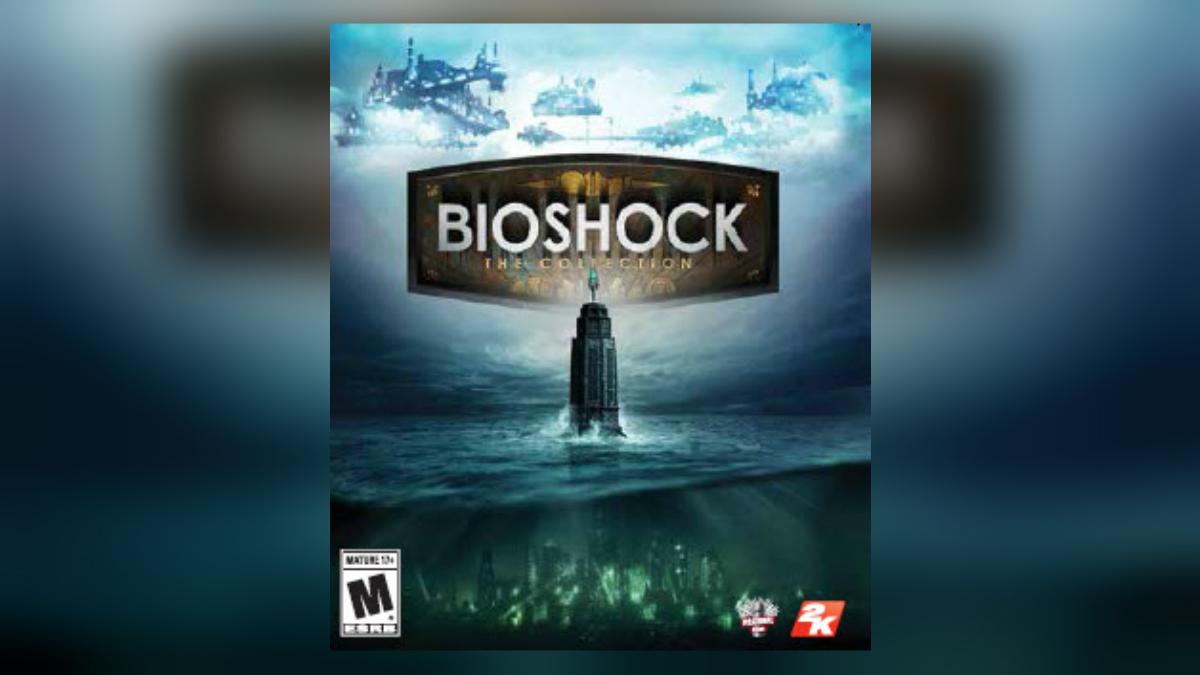 Bioshock The Collection réapparait et étale son contenu