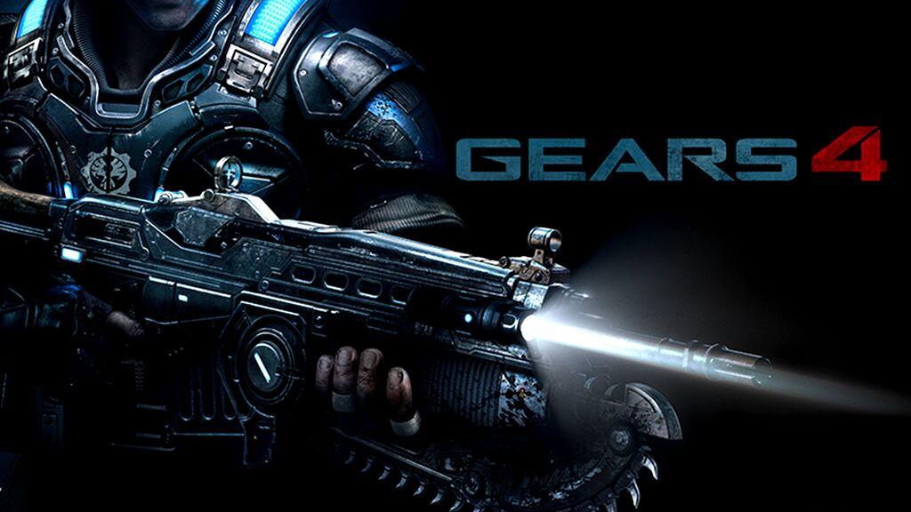 Gears of war 4 se dévoile un peu plus