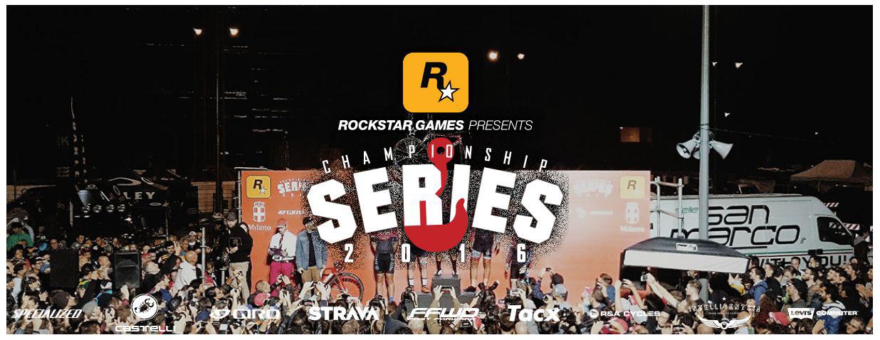 Rockstar Games sponsorise le Red Hook Criterium