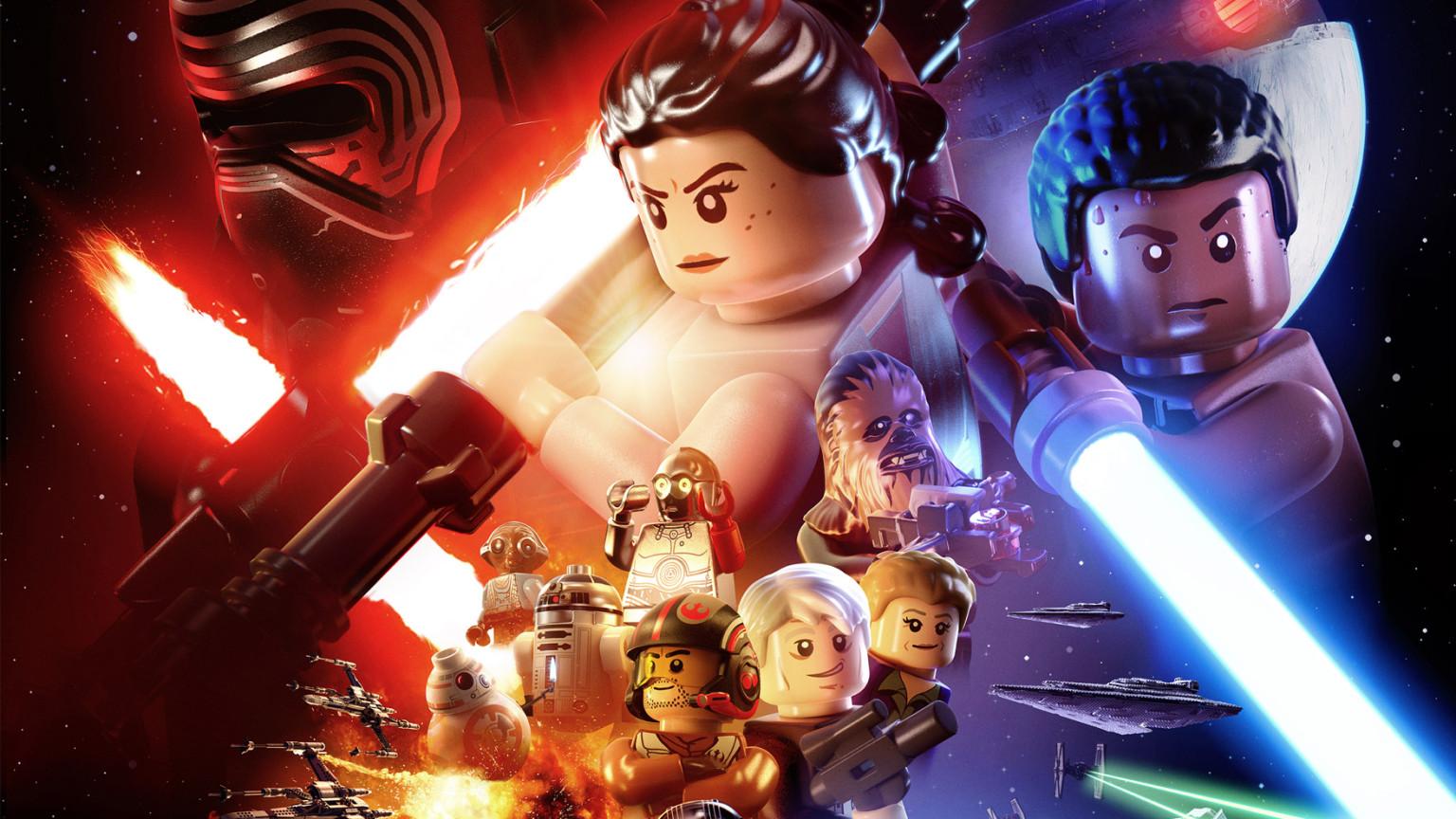 [Preview] LEGO Star Wars : Le Réveil de la Force