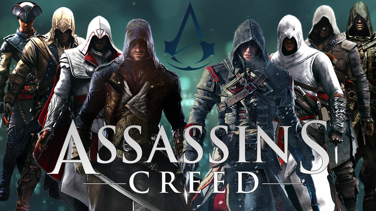 Ouverture du Live Escape Game inspiré de la saga Assassin's Creed