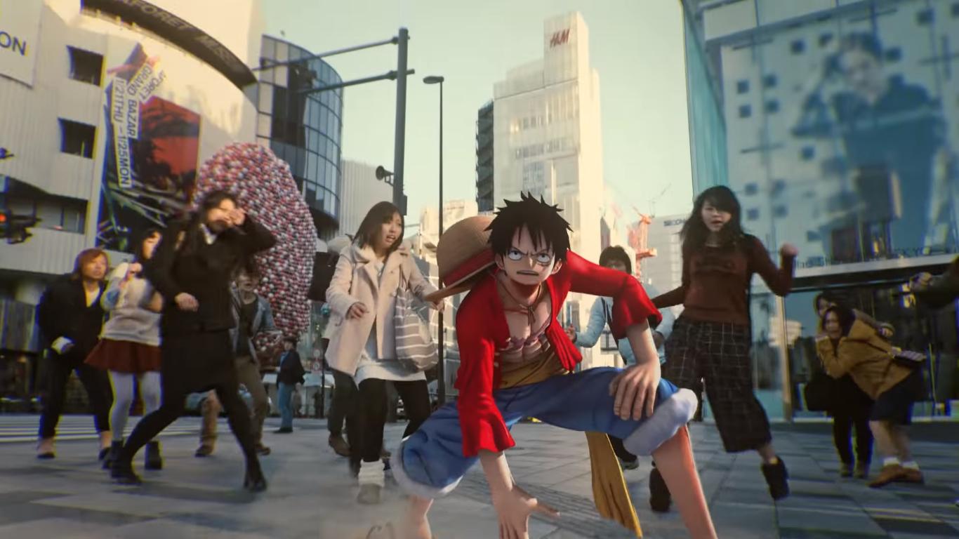One Piece Burning Blood : un live trailer de dingue