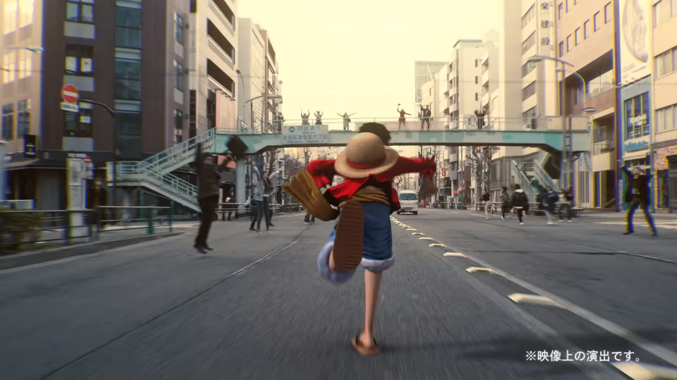One Piece : bientôt un jeu en open-world ?