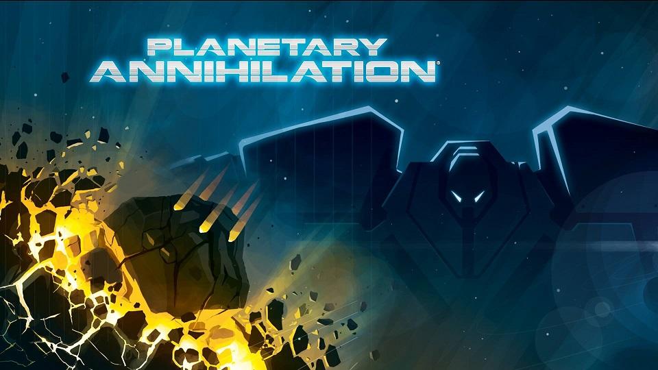 Planetary Annihilation est actuellement gratuit sur Bundle Stars