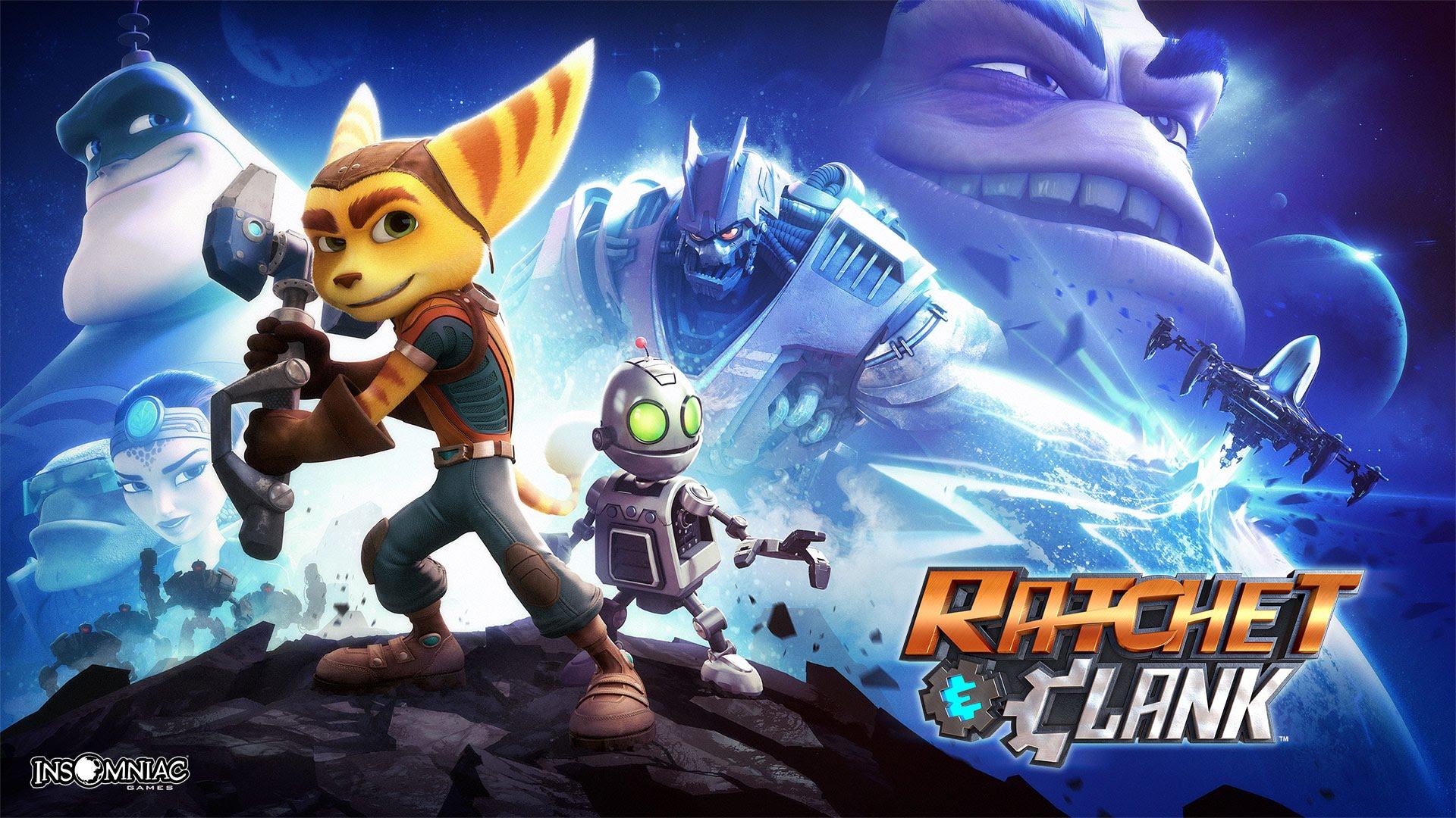 Ratchet et Clank : du gameplay pour patienter