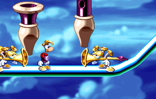 Rayman Classic enfin disponible sur Android