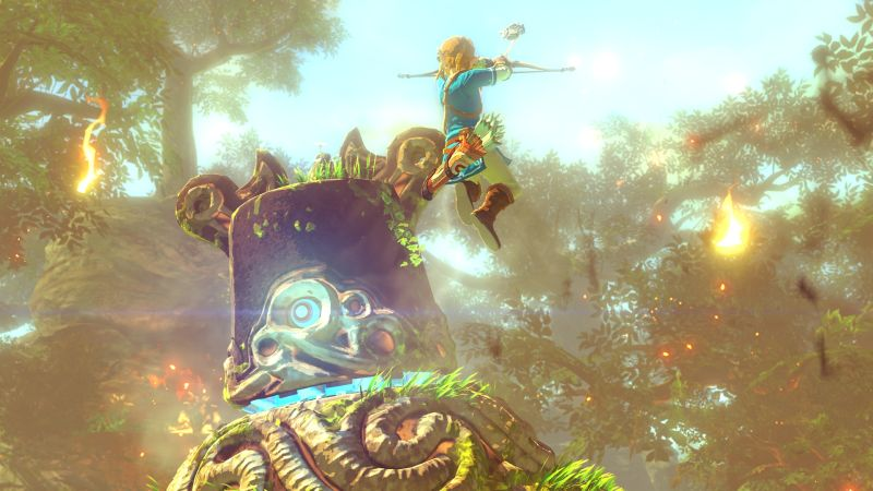 The Legend of Zelda sur Wii U sera révolutionnaire