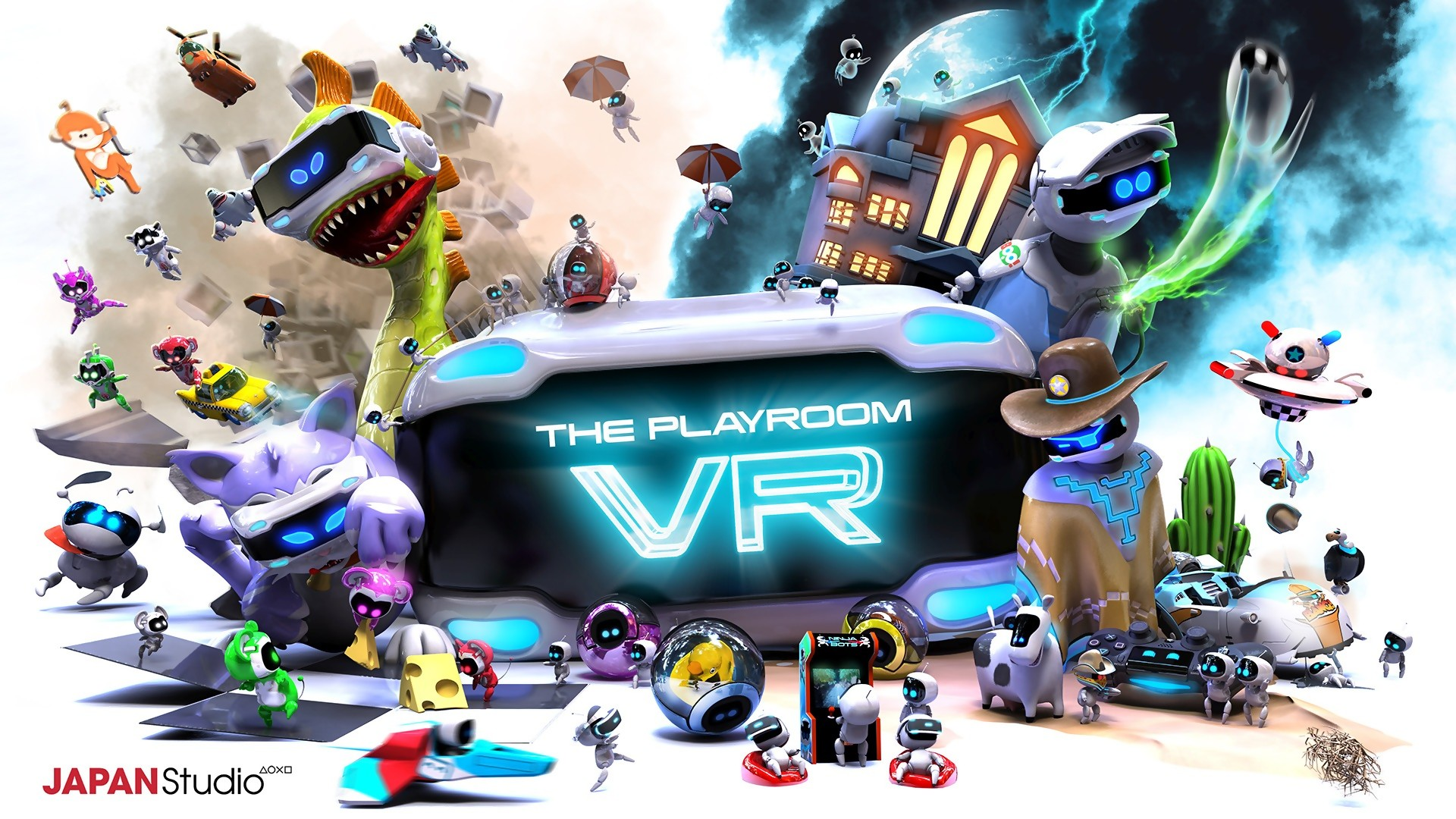 The Playroom VR s'offre un trailer