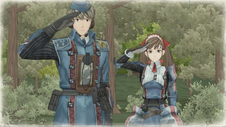 Valkyria Chronicles Remastered en Europe !