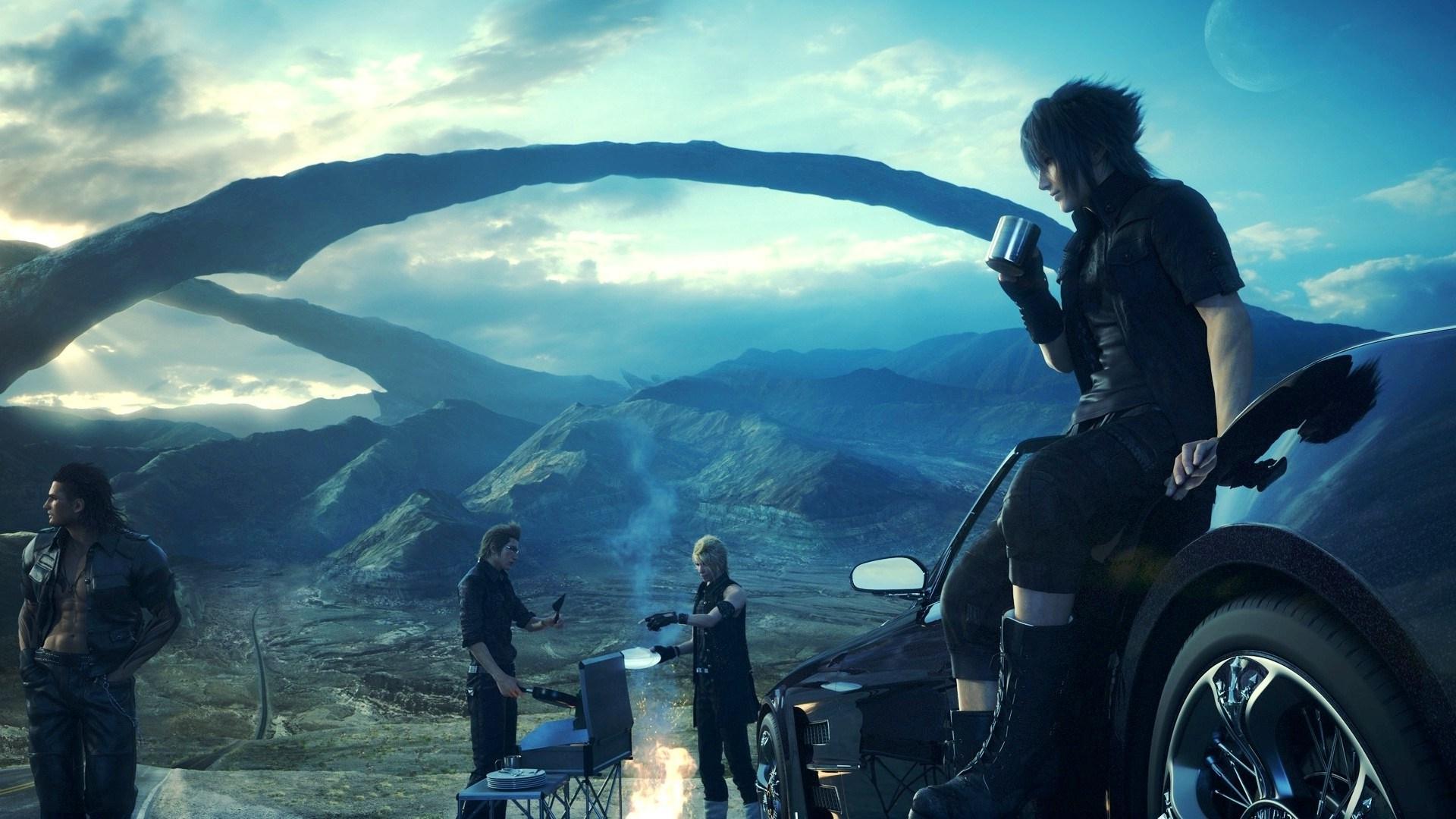 Final Fantasy XV : les bonus de précommande dévoilés
