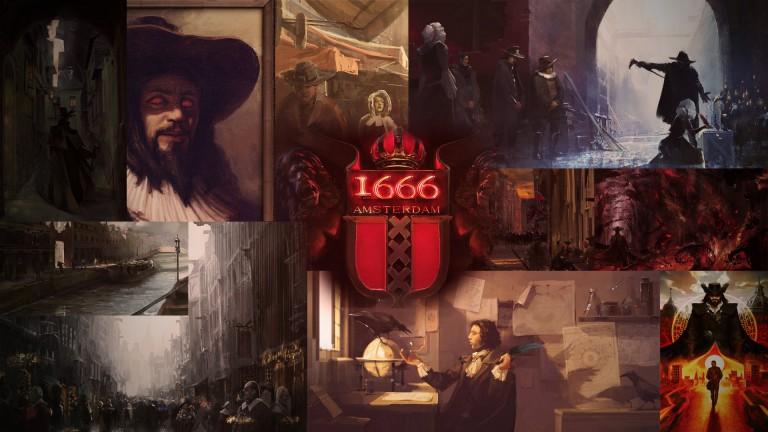 1666 Amsterdam : une vidéo de gameplay apparaît