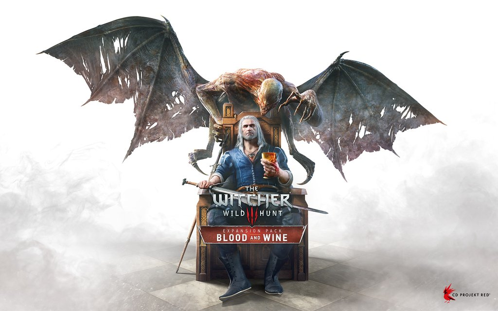 The Witcher 3 Blood and Wine : gameplay Xbox One vs PS4