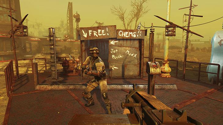 Fallout 4 : la seconde extension arrive au Wasteland Workshop