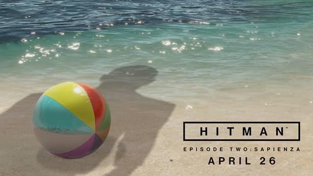 Hitman – Episode 2 : Sapienza est disponible dès aujourd'hui