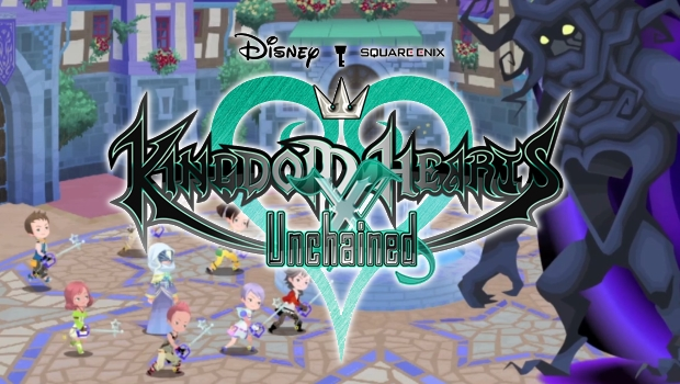 Kingdom Hearts Unchained χ débarque en occident