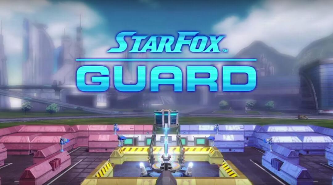 [TEST] Star Fox Guard: le petit toast qui va avec