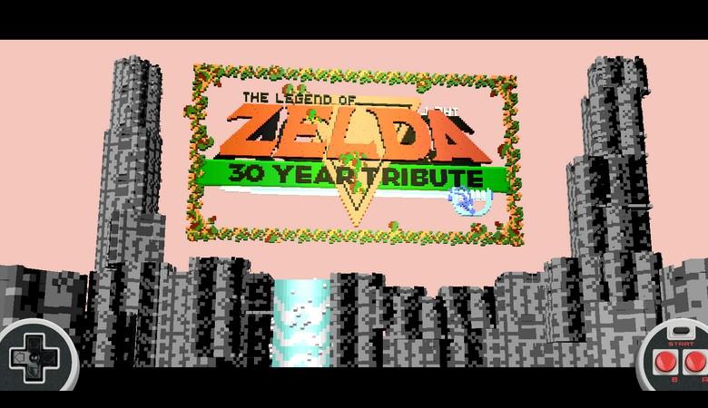 Nintendo a réagi et interdit le tribute pour les 30 ans de Zelda