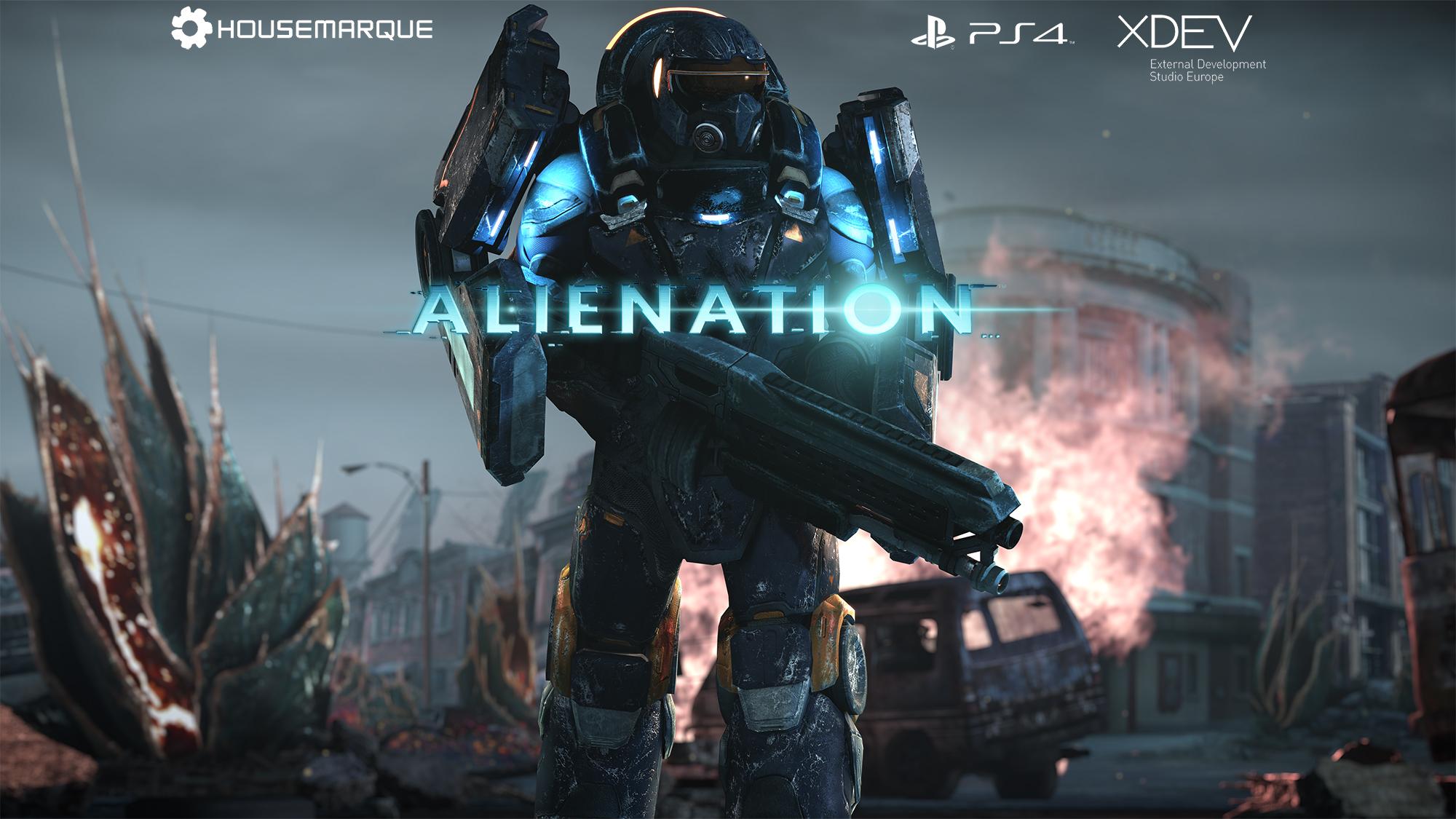 Alienation présente trois classes dans un nouveau trailer