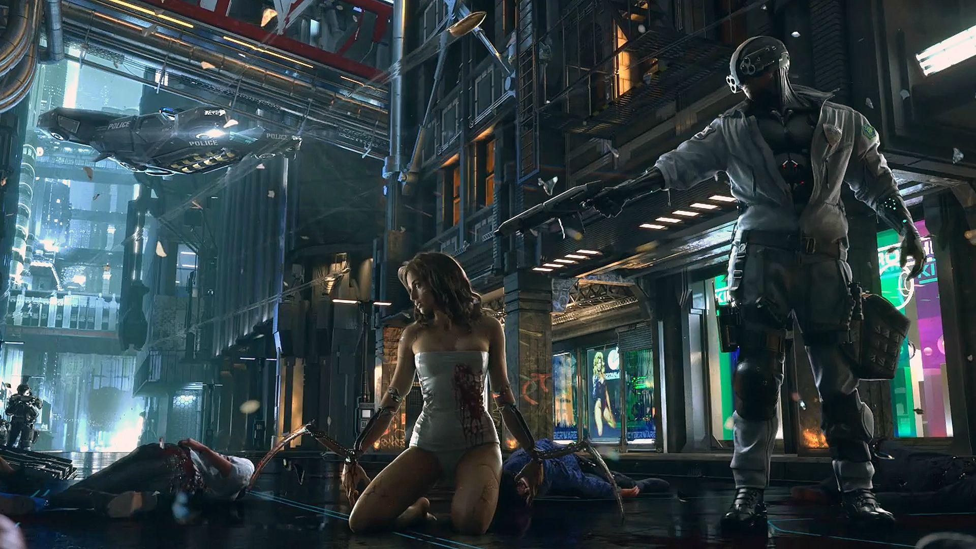 Cyberpunk 2077 : plus ambitieux sur tous les fronts