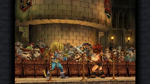 Final Fantasy IX est disponible sur PC