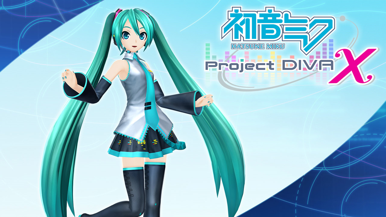 Hatsune Miku Project Diva X enfin daté sur PlayStation 4