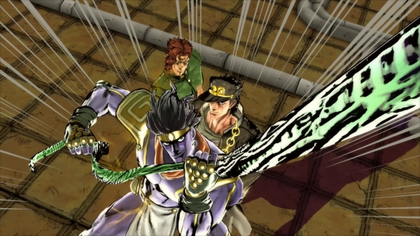 Jojo's Bizarre Adventure Eyes of Heaven : date de sortie et trailer