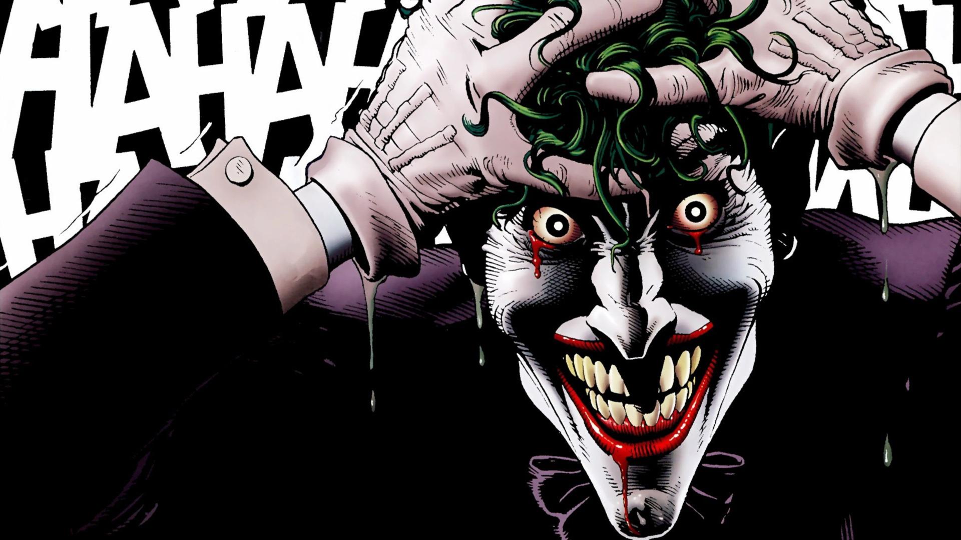Batman : The Killing Joke dévoile son trailer