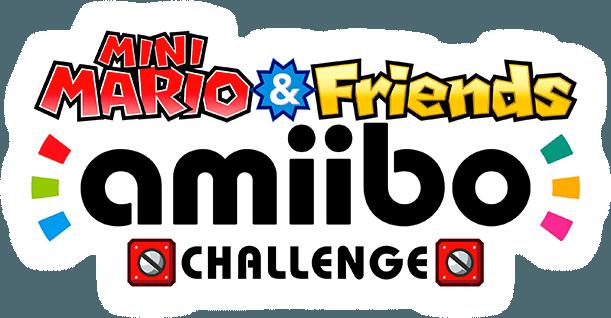 Mini Mario & Friends: amiibo Challenge est dispo